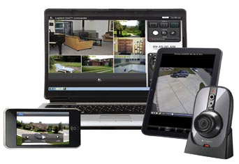 Wireless Home Security Monitoring